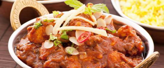 Food at Shahi Dawat an Indian Restaurant & Takeaway in Croydon